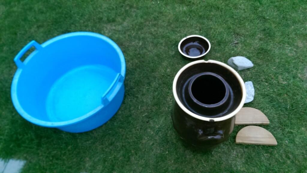 nádoby na zelí
