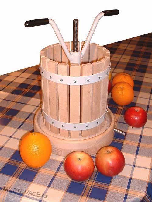 Stolní lis na ovoce S3