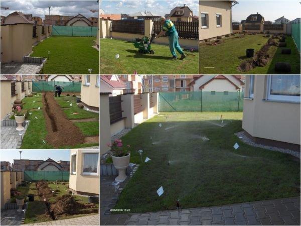 Zahrady Bula zavlažovací systémy