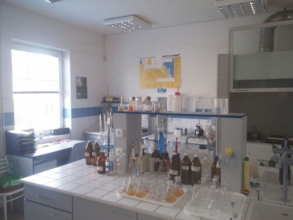 Akreditovaná laboratoř
