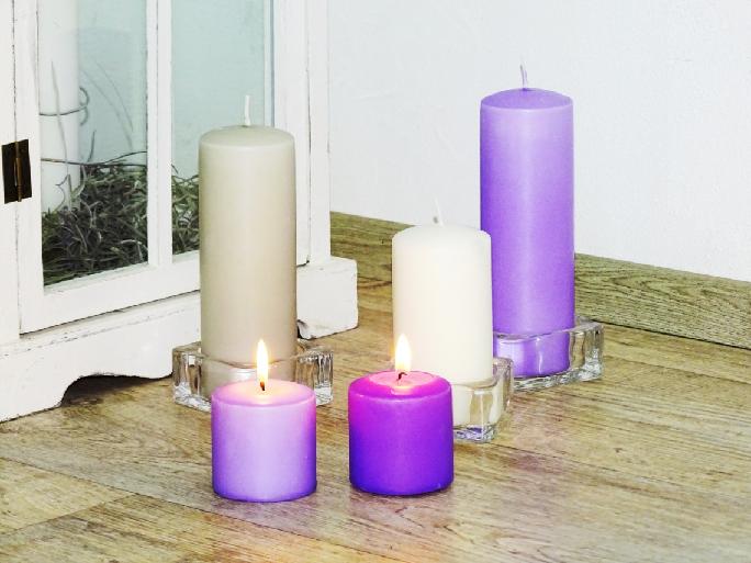 Svíčky dekorace