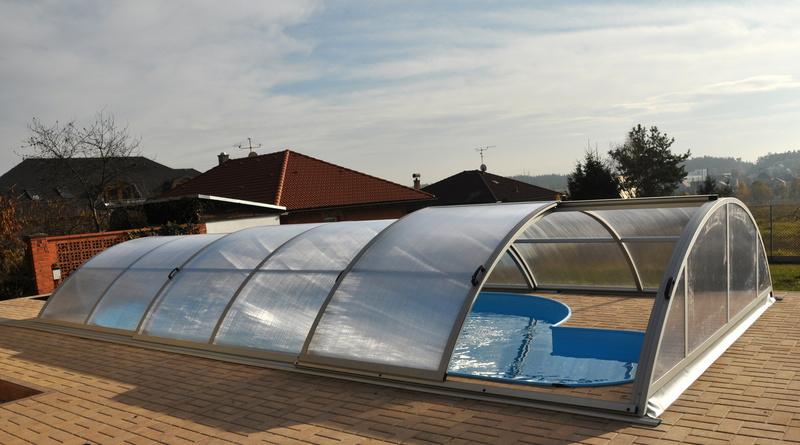 Zapuštěný bazén
