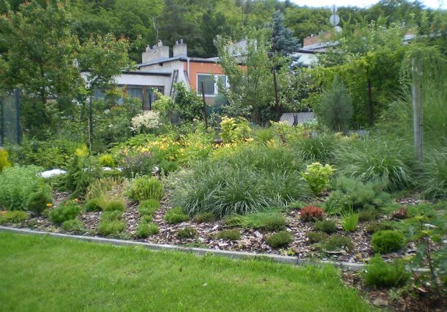 Realizace zahrad