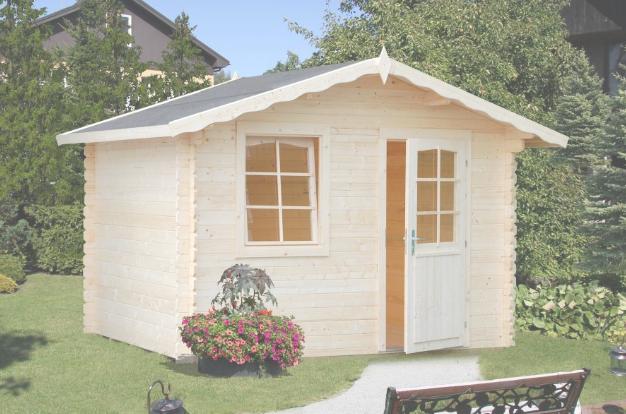 Zahradní domek Emma 4,6 m²