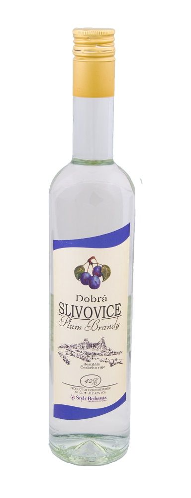 Bohemia Style Slivovice