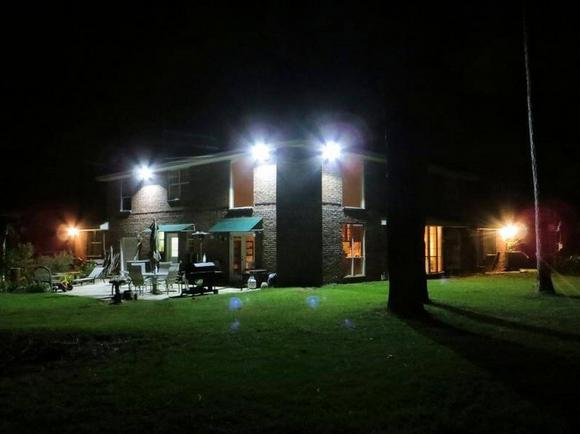 LED osvětlení exteriéru