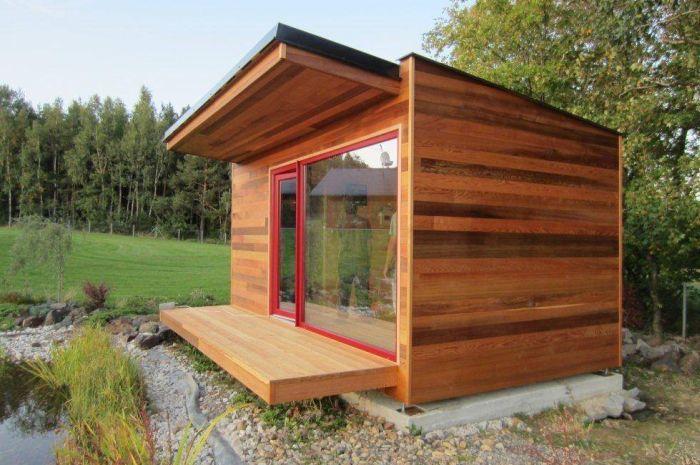 Zahradní sauna