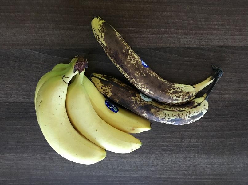 Banány starší