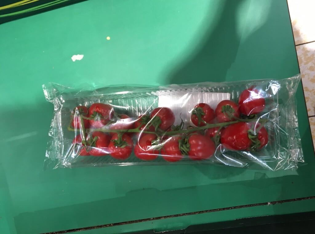 Nekvalitní rajčata