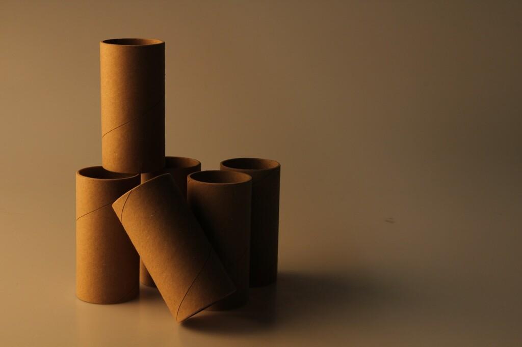 Ruličky toaletního papíru