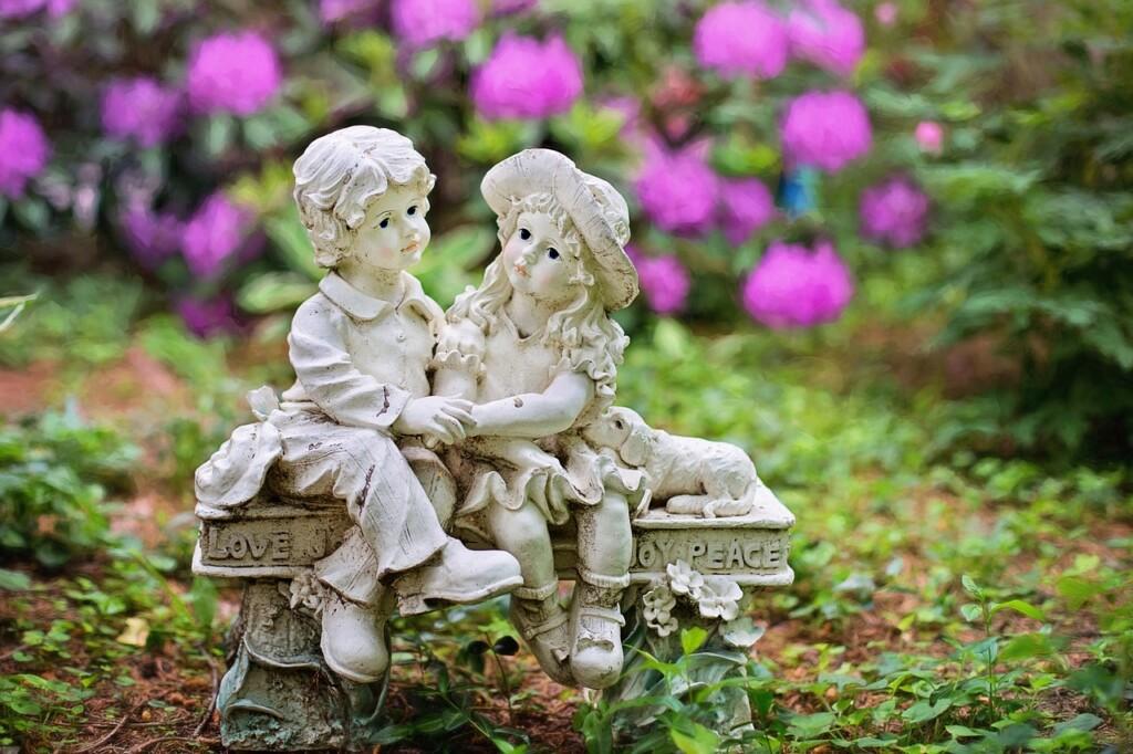 Zahradní socha
