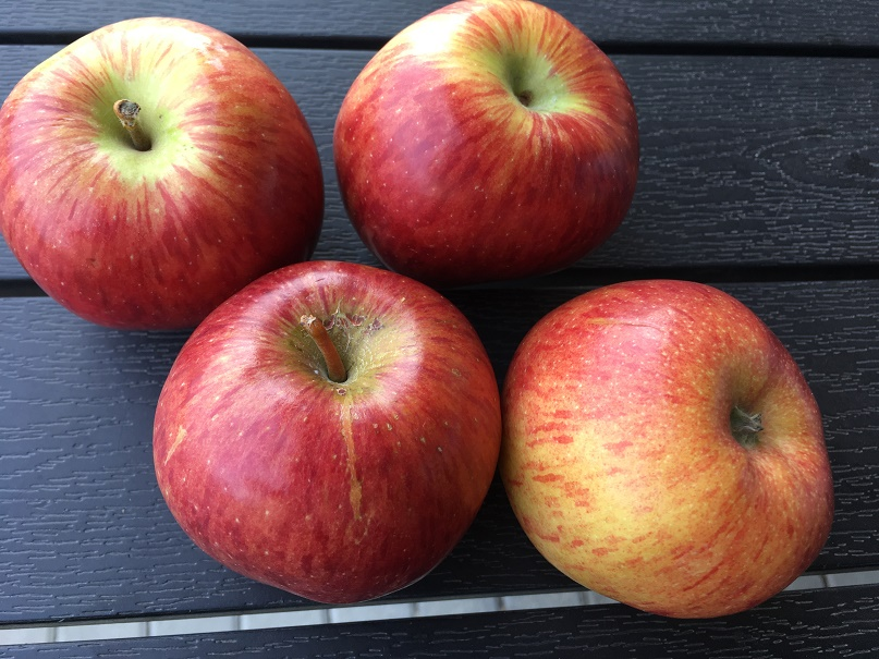 Jablka Braeburn
