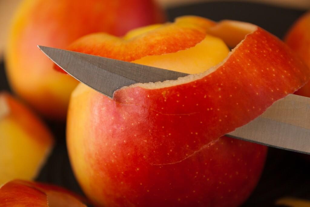 Slupka z jablka