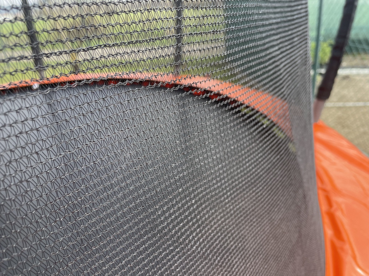 Ochranná síť trampolíny